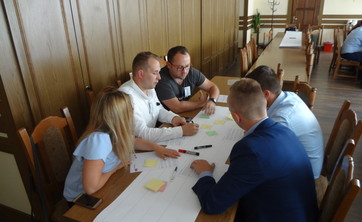 "Workshops ""Lean in office and knowledge work"""